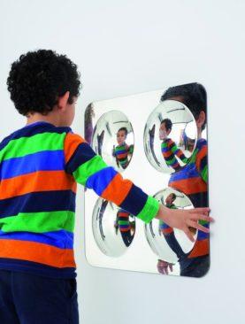 Akrylové zrcadlové panely
