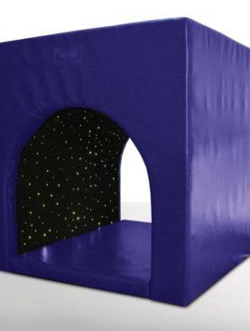 Měkký tunel s optickými vlákny