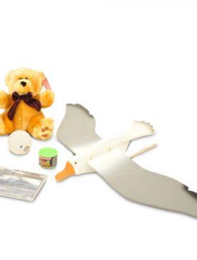 Domácí balíček pro osoby vyhýbající se vlivu senzoriky
