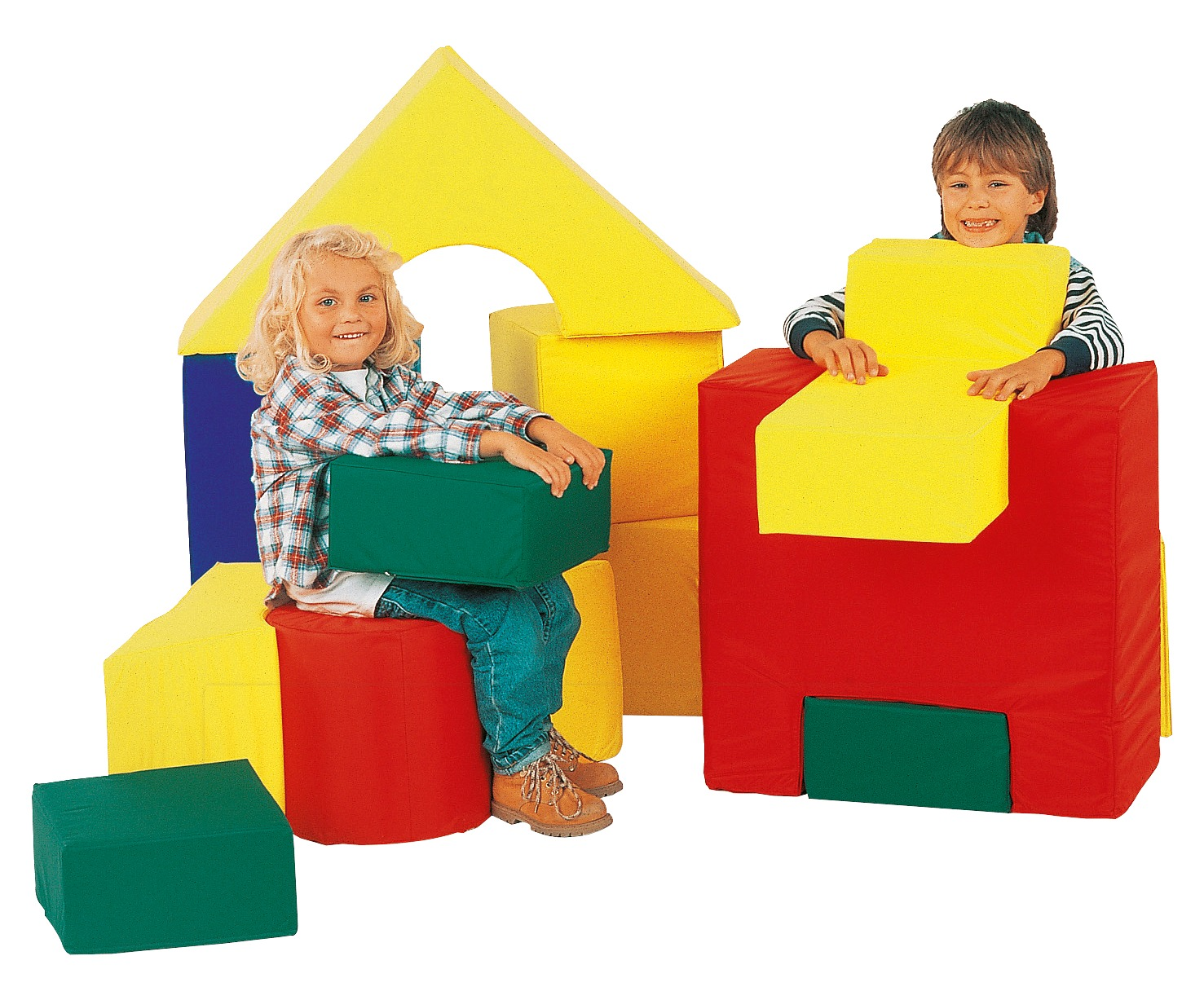 Pěnová stavebnice – 2 velikosti