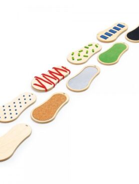 Senzorické nášlapné stopy XL
