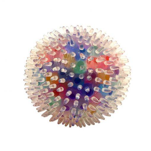 Texturovaný senzorický antistresový míček