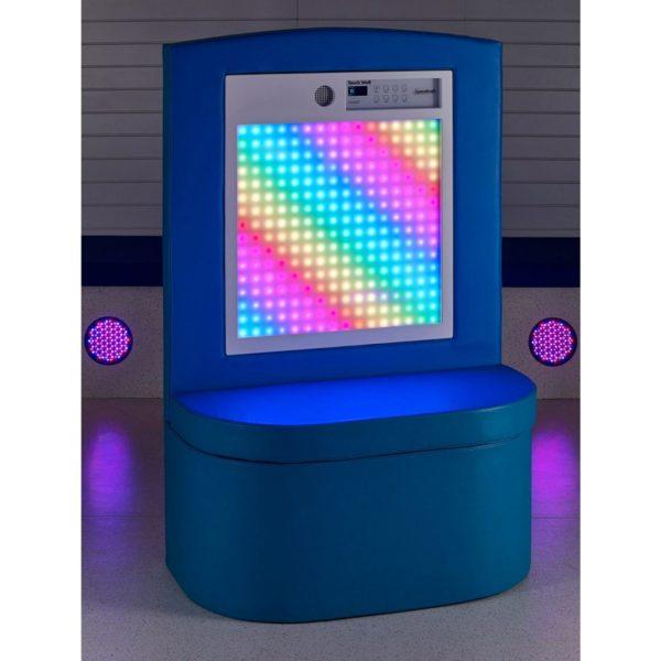 NOVINKA: Hudební dotyková stěna LED