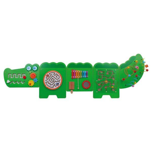 NOVINKA: Nástěnná hra Krokodýl