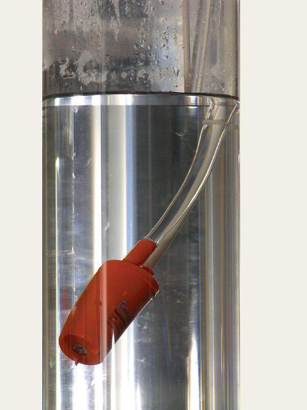 Pumpa pro rychlou výměnu vody