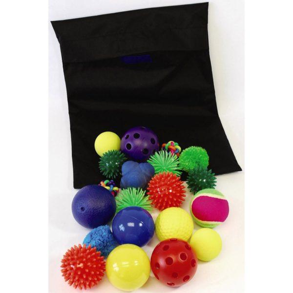 Sada senzorických míčků - 20ks