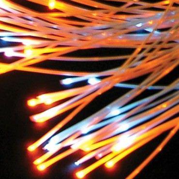 Super bezpečná plastická optická vlákna