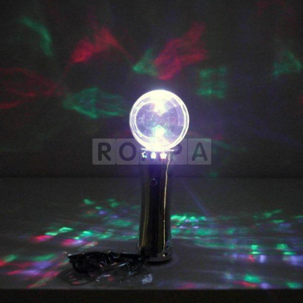 """Káča"" - Multi spinner LED Rompa, 4ks"