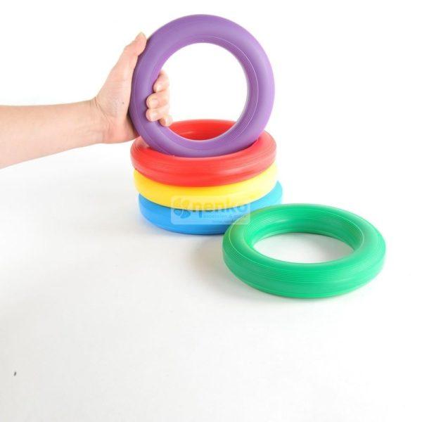 Hrací kroužky – sada 5 kusů
