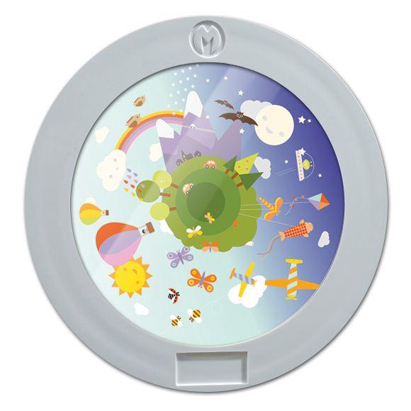 Kosmický / Space projektor MAT